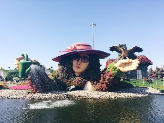 Miracle Garden Dubai 4