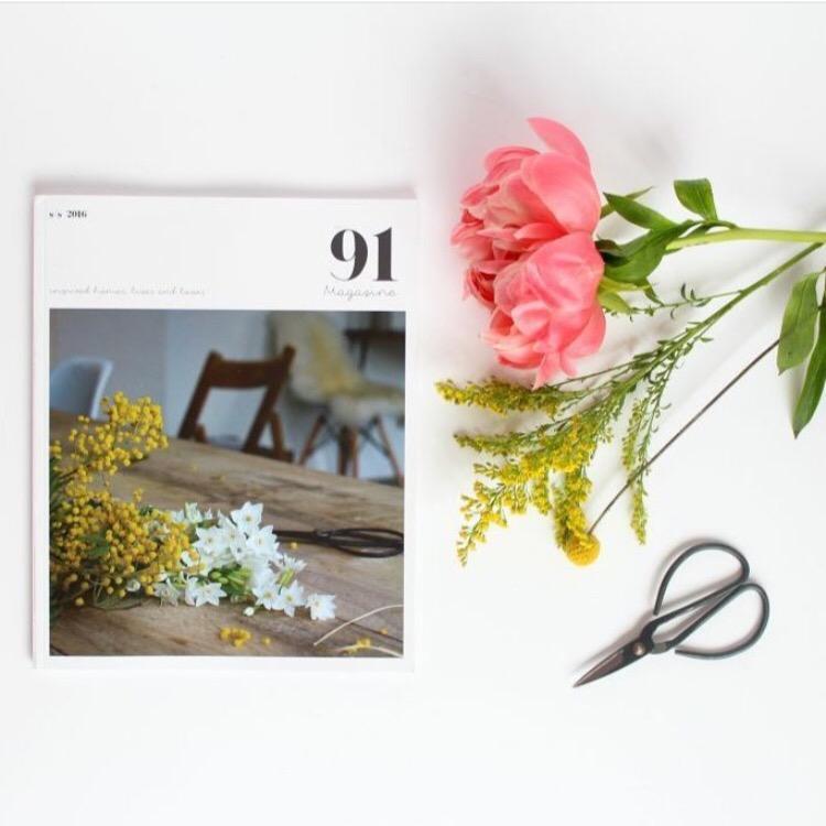 peony 91 magazine