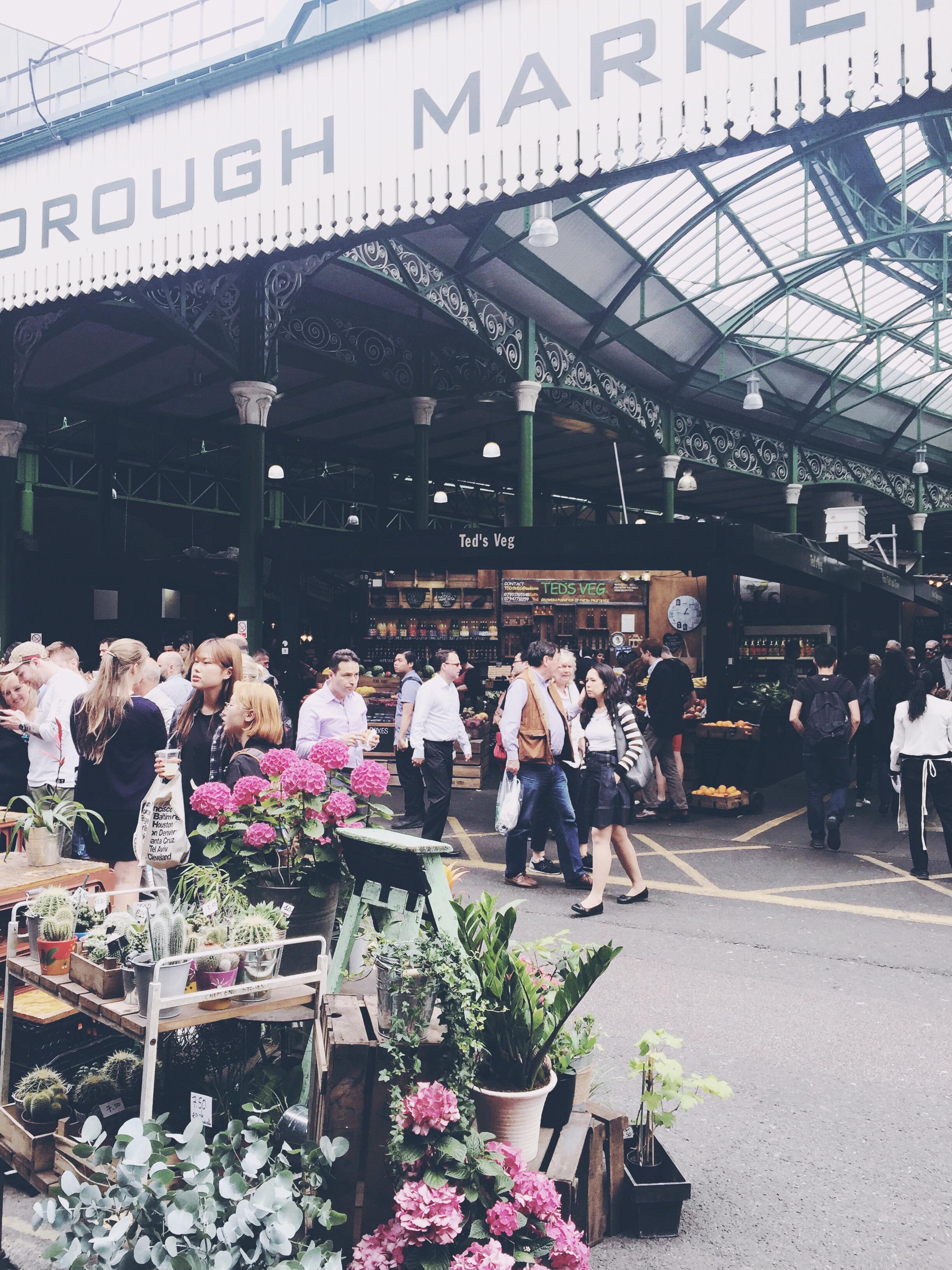borough market london daphnerosa