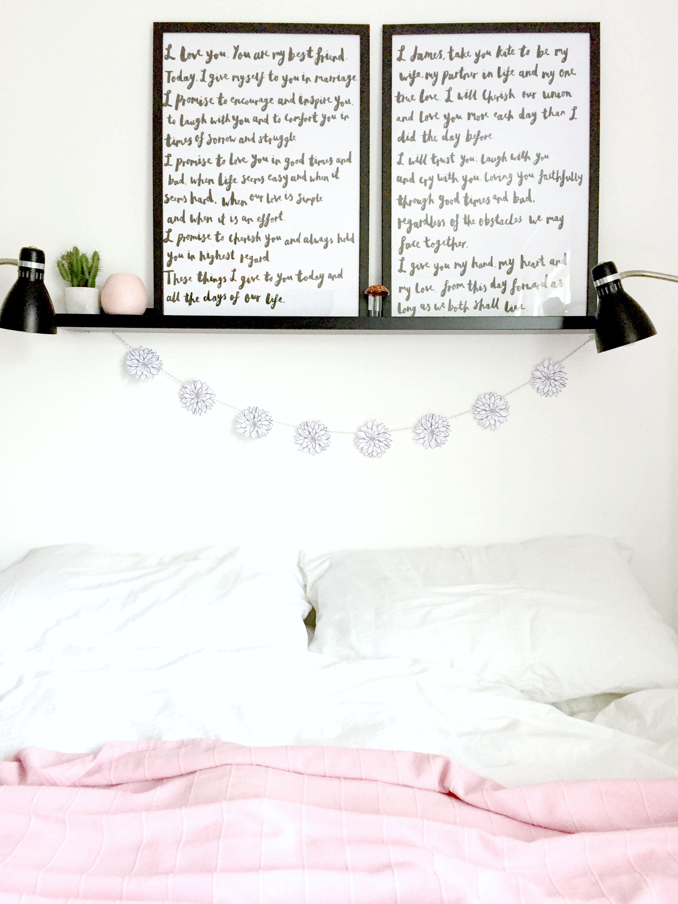 diy-dahlia-garland-bedroom-daphnerosa